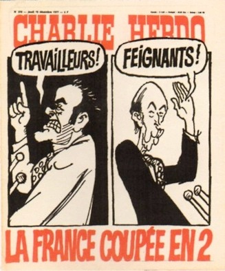 Cabu-charlie-la France coupée en 2