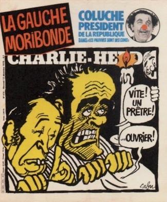 Cabu-charlie-la France moribonde