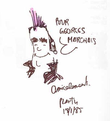 Plantu-Politic-Look (01) dédicace à Georges Marchais