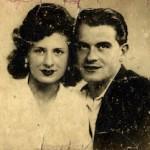 Georges Marchais épouse Paulette Noetinger