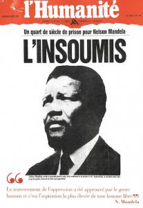 L'Humanite-nelson-mandela-l'-insoumis-5-aout-1987