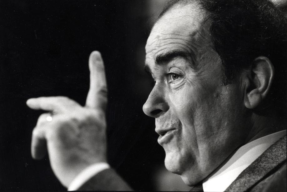 Georges Marchais - portrait - 1986