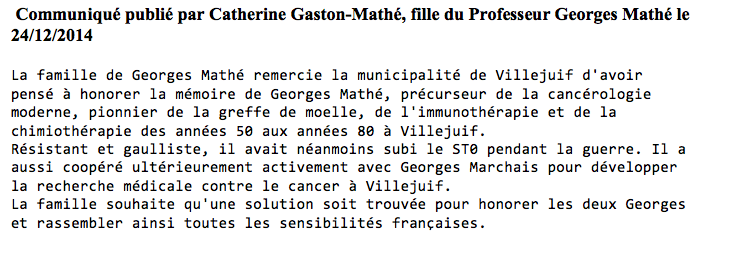 georges-marchais-place-villejuif-communique-presse-catherine-gaston-mathe-24122014