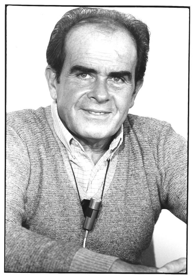 Georges Marchais - portrait - 1980