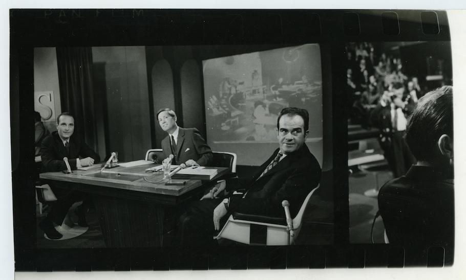 Georges Marchais et Jacques Chirac - A armes égales -1971