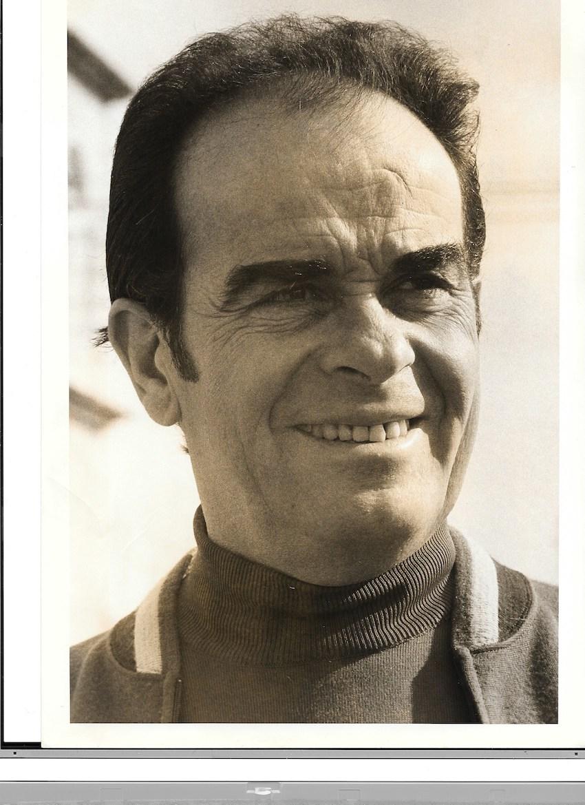 Georges Marchais - portrait - 1975