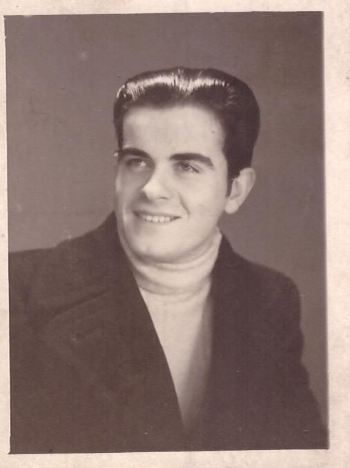 Georges Marchais - portrait - 1940